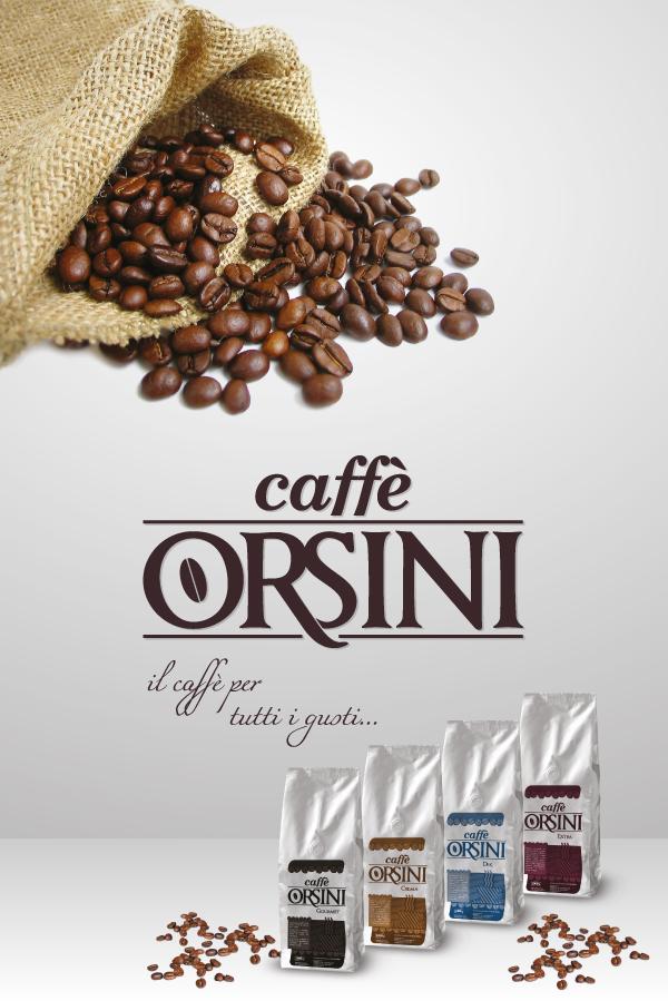 Caffe' Orsini brochure