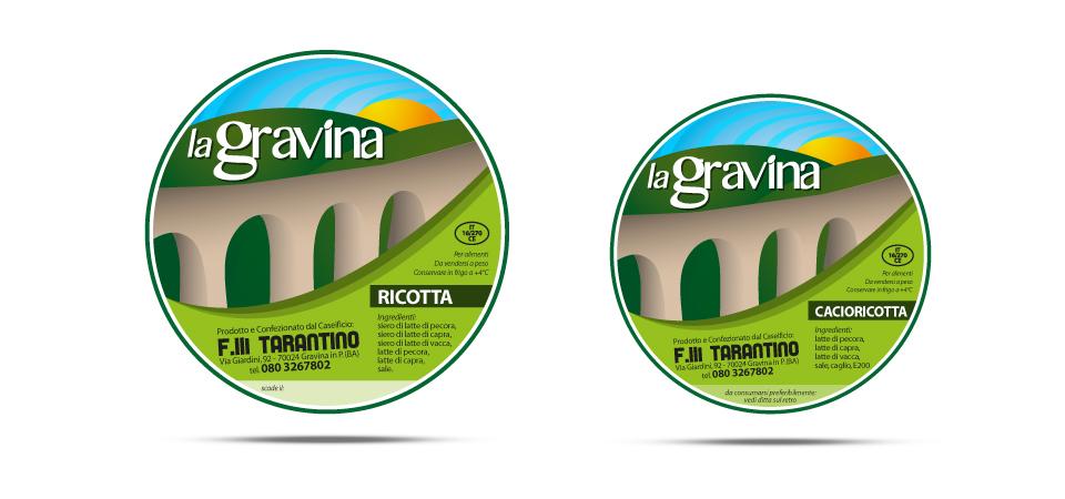 Etichetta La Gravina