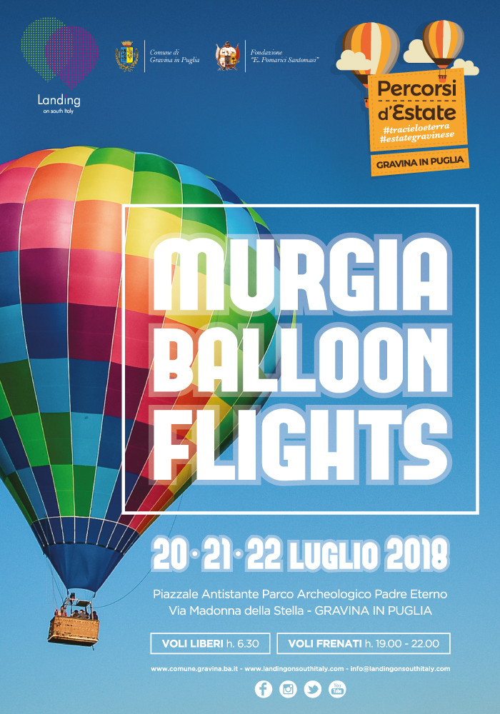 Murgia balloon