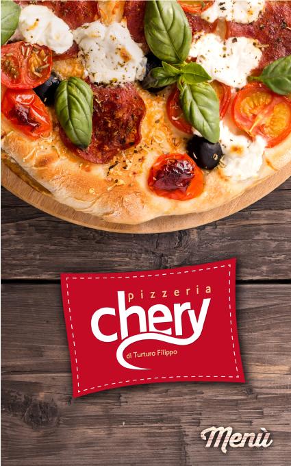 Chery menu'