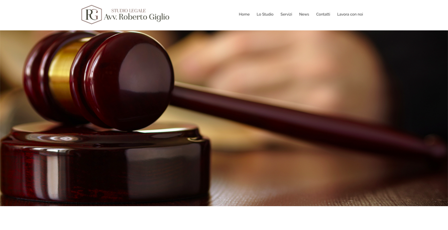 Avv. Roberto Giglio web