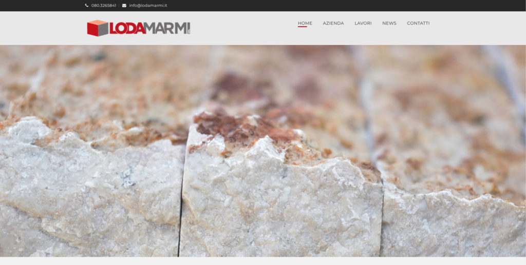 Loda Marmi web