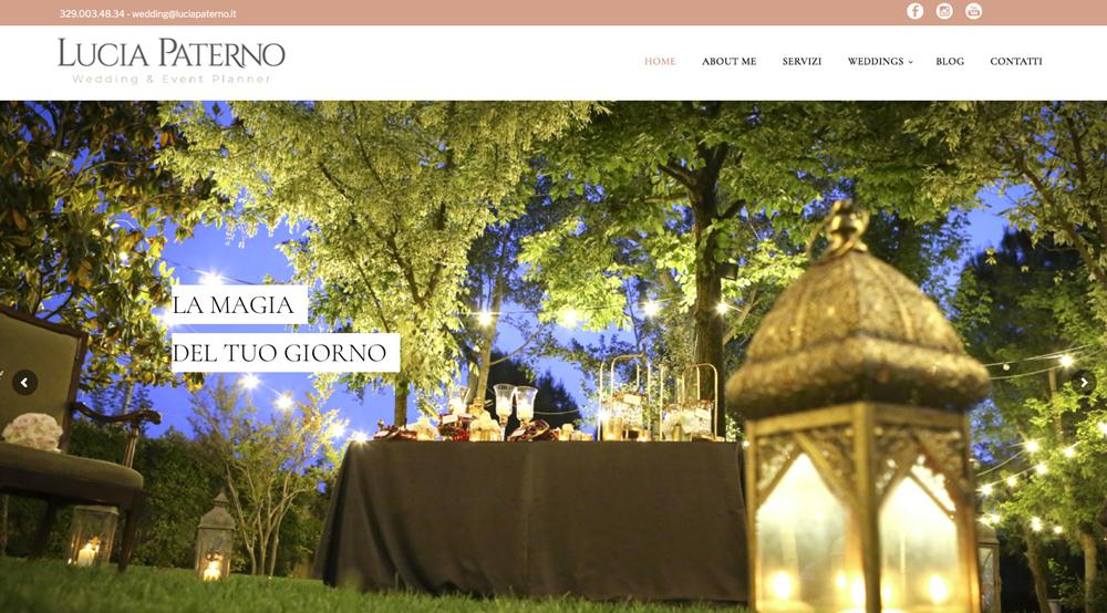 Lucia Paterno web